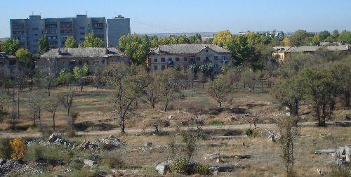 Вид на улицу Бахтурова